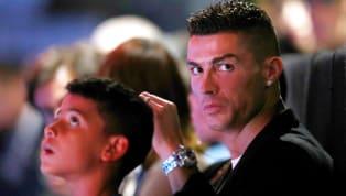 Cristiano Ronaldo Junior a particulièrement brillé ce lundi avec les U9 de laJuventuslors d'un tournoi organisé à Madère, l'île de naissance de son papa....