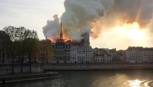 Hàng loạt ngôi sao nổi tiếng của làng bóng đá thế giới đã bày tỏ niềm tiếc thương vô hạn đối với thảm họa mới đây ở Nhà thờ Đức Bà Paris. Rạng sáng ngày 16/4,...
