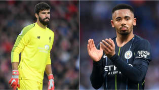 Race ​Liverpool goalkeeper Alisson and Manchester City striker Gabriel Jesus have insisted that their focus can only be on their respected side's form during...