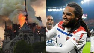 Personne n'y a échappé.La Cathédrale Notre-Dame de Paris a été dévasté par un terrible incendie dans la nuit de lundi. Jason #Denayer réagit aux dons pour...