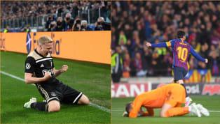 Die ersten beiden Tickets für das Halbfinale in derKönigsklassesind vergeben:Barçaführt nach anfänglichen Schwierigkeiten Manchester United vor und...