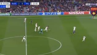 Les Red Devils n'auront pas réitéré l'exploit du tour précédent. Défaits 1 à 0 sur leurs terres, les Anglais se sont inclinés 3-0 face à Messi et ses...