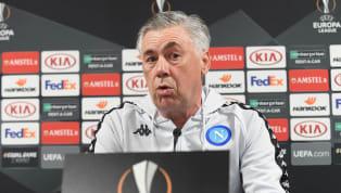 Carlo Ancelotti, allenatore delNapoli, è intervenuto in conferenza stampa alla vigilia della gara contro l'Arsenal, ritorno dei quarti di finale di Europa...