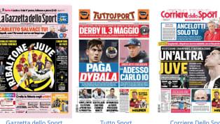 TantaJuventusnelleprime pagine dei principali quotidiani sportivi in edicola oggi. La Gazzetta dello Sport, Tuttosport e il Corriere dello Sport parlano...