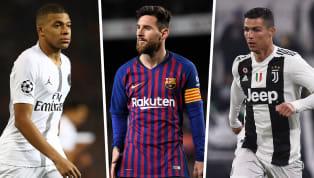 "Kylian Mbappé cho biết nếu phải chọn giữa Lionel Messi và Cristiano Ronaldo, anh thà rút lui.  Mbappe: ""If I had the choice between Messi and Ronaldo for my..."