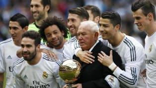 Augustin Herrerin - người đại diện sân của Real Madrid mới đây đã từ giã cuộc đời ở tuổi 86, qua đó để lại niềm tiếc thương vô hạn cho những người ở lại. Đối...