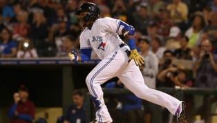 El prospecto de losAzulejos de Toronto,Vladimir Guerrero Jr., conversócon los reporteros el viernes y dio su opiniónsobre la posibilidad de jugar en las...