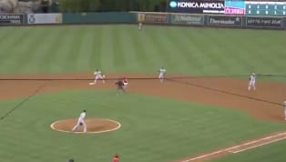 Now that's some smart baseball. The Mariners pulled the old school,drop-the-easy-infield-fly trick on the Angels to pull off a double play on Friday night,...