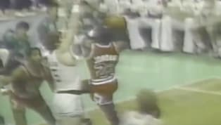 You know all that talk over who really is the GOAT? LeBron James or Michael Jordan? Look no further than today as a historical reference for why it's MJ, as...