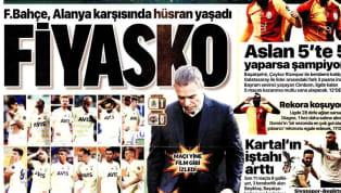 Fenerbahçe'nin Alanya deplasmanında aldığı 1-0'lık galibiyet, günün haberlerinde ağırlıklı olarak yer buldu. Beşiktaş'ın Demir Grup Sivasspor maçı öncesindeki...