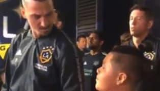 El delantero suecoZlatan Ibrahimovic, no sólo se destaca por su acciones dentro del terreno de juego, sino por lo que hace fuera de él. Durante la ceremonia...