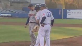 La MLBse ha preocupado para que tanto jugadores como coaches estén siempre protegidos, una vez que pisan el terreno de juego. El martes, El jugador de los...