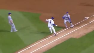 Every baseball fan knows just how talented an athlete Chicago Cubsstar Javier Baez is. Well, on Tuesday night against the Los Angeles Dodgers El...