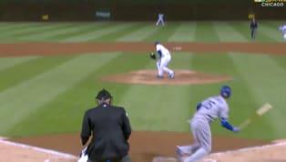 Grandes reflejos mostró el lanzador colombiano de losCachorros de ChicagoJosé Quintana en el duelo del martes por la noche ante los Dodgers de Los Angeles...