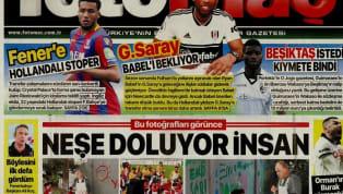 Spor Toto Süper Lig'in 30. hafta maçları öncesindeki gelişmeler, günün haberlerinde ağırlıklı olarak yer buldu. Çarşamba gününün öne çıkan haber başlıkları şu...