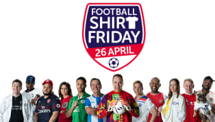 ​The Bobby Moore Fund's annual 'Football Shirt Friday' fundraiser in taking place on April 26, to raise money for Cancer Research UK. Friday's...