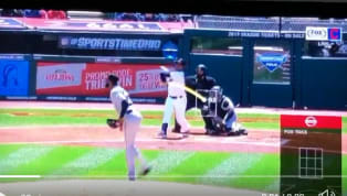 TheCleveland Indianshave started fast in their day game against the Miami Marlins, with an early home run already on the board. The man responsible for...