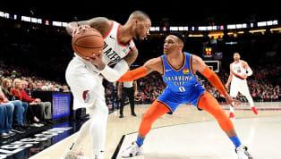 Portland Trail Blazerssuperó aOklahoma City Thunder,en su serie al mejor de siete de los playoffs de la NBA,y al analizar las estadísticas se nota que...