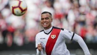 Raúl de Tomás no jugará ante elReal Madrid. El delantero del Rayo Vallecano, cedido por el club blanco, no disputará el partido deligadel domingo en...