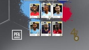 PFA đã chính thức công bố đội hình xuất sắc nhất Ngoại hạng Anh mùa này với sự góp mặt của Paul Pogba cùng với sự thống trị của dàn sao Liverpool &...