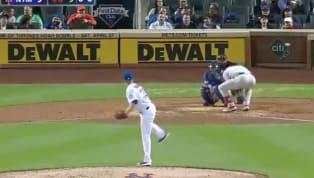 El relevista de losMets de Nueva York, Jacob Rhame fuesuspendido dos juegos por la MLBpor lanzar con mala intención contra el primera base,Rhys...