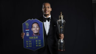 ards ​Virgil van Dijk and Raheem Sterling picked up the PFA Player of the Year and Young Player of the Year awards respectively on Sunday, and the pair have...