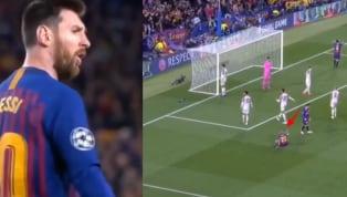 El FCBarcelonasacó un resultado satisfactorio en su partido de Semifinales de UEFA Champions League ante el Liverpool. sin embargo, hubo un momento en que...