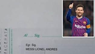 La notizia sembrava quasi uno scherzo, ma in realtà è tutto vero:Lionel Messiè residente a Recanati, nella Marche. Il fuoriclasse del Barcellona, reduce...