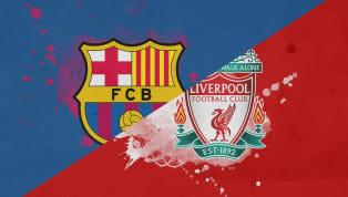 Barcelona và Liverpool sẽ đối đầu với nhau trong trận đấu thuộc lượt về vòng Bán kết Champions League, đây là trận đấu diễn ra trên sân Anfield vào lúc 02:00...