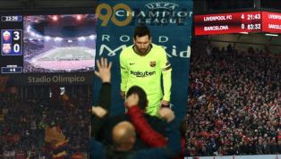 nhân Barcelonađã lần thứ haitự ghi tên mình vào kỷ lục của những trận ngược dòng kinh điển nhất ở Champions League sau khi bịLiverpoolhạ với tỉ số 4-0...