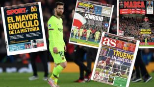 Barcelonađang hứng chịu một luồng chỉ trích cực lớn từ truyền thông các nước sau thất bại sốc ở bán kết Champions League rạng sáng 8.5, ngược lại, tất cả...