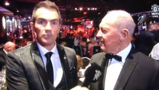 ​​Manchester United suffered quite an embarrassment at their player of the year awards ceremony on Thursday evening as former England cricketer Geoffrey...