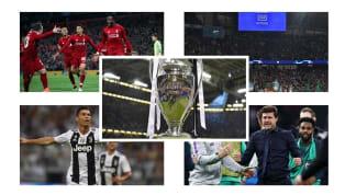 Như vậy là sau gần 9 tháng khởi tranh, UEFA Champions League 2018/19 cũng đã đi đến giai đoạn quyết định khi đã tìm ra được 2 đội bóng xuất sắc nhất để góp...