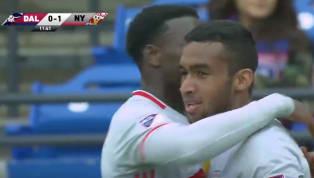New York Red Bullsconsiguió una importante victoria como visitante en la jornada del sábado en la MLS. El partido terminó con score de 3-1 sobre elFC...