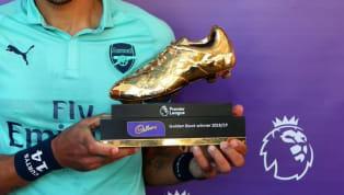 Premier Leagueđã hạ màn với danh hiệu Vua phá lưới thuộc về bộ ba sát thủ Sadio Mane,Mohamed Salahvà Pierre-Emerick Aubameyang. 22 goals Pierre-Emerick...