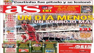 Super Deporte celebra la gran jornada para los equipos valencianos. La victoria del Valencia, junto a la derrota del Getafe le acercan a jugar de nuevo la...