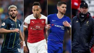 Dưới đây là những cái nhất đầy cay đắng của các đội bóng/cầu thủ tại Premier League mùa này. 97 điểm là số điểm cao nhất trong lịch sử mà Liverpool từng đạt...