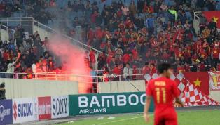 Liên đoàn bóng đá châu Á (AFC) mới đây đã đưa ra án phạt cực nặng cho Liên đoàn bóng đá Việt Nam (VFF) vì đã để tái diễn tình trạng đốt pháo sáng ở vòng loại...