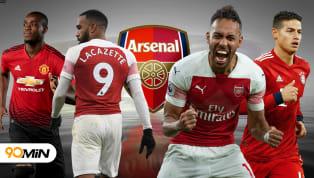 Dưới đây là đội hình trong mơ của Arsenal mùa sau nếu chuyển nhượng thành công các mục tiêu chất lượng. - Bernd Leno: Đã đánh bại Petr Cech để trở thành thủ...