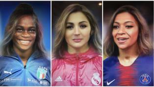 Grâce au nouveau filtre Snapchat, nous avons pris un malin plaisir à imaginer les plus grands joueurs et personnalités du monde du football au féminin. Pour...