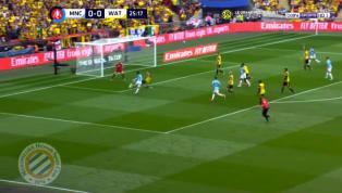 Không có bất ngờ nào diễn ra trên Wembley, tiền vệ David Silva tung chân vô-lê cháy lưới Watford ngay phút 26, mở tỷ số trận Chung kết FA Cup. Cơ hội để Bầy...
