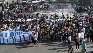 Previo al encuentro, los aficionados de Rayados realizaron la tradicional caravana partiendo desde la Plaza de toros de Monterrey hacía las afueras del...