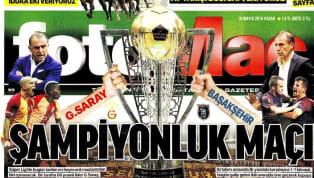 Trabzonspor'un Beşiktaş'ı 2-1 mağlup ettiği maçın ayrıntıları günün haberlerinde ağırlıklı olarak işlendi. Galatasaray-Medipol Başakşehir maçı öncesindeki...