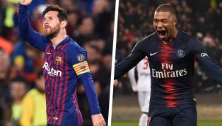 Tiền đạo Kylian Mbappe đang đe dọa danh hiệu Chiếc giày Vàng của Lionel Messi, hai người vẫn đang đua tranh quyết liệt. Đêm qua, trong trận đấu thuộc vòng 37...