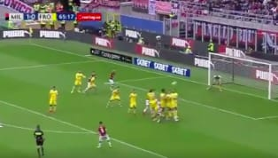 ​ Suso with the spectacular free kick curler to give Milan a 2 nil advantage!!! What a free kick goal from Suso!!! #tlnsoccer #milanfrosinone #SerieA...