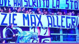 Ultima partita per Massimiliano Allegri all'Allianz Stadium da allenatore dellaJuventus. Il pubblico bianconero lo ha accolto con grande calore e la curva...