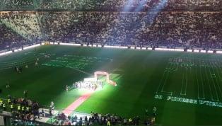 Giornata di festa totale all'Allianz Stadium. Durante l'intervallo di Juventus-Atalanta, all'interno del rettangolo verde sono state premiate le ragazze...