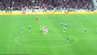 Minuto 60. LaJuventussostituisce Andrea Barzagli. Tutti i compagni lo abbracciano, il pubblico dell'Allianz Stadium si alza in piedi e dedica una standing...