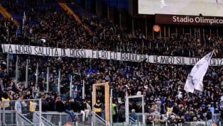 Bellissimo gesto della Curva Nord dellaLaziodurante il match contro il Bologna: uno striscione dedicato aDaniele De Rossiche, il 26 maggio, saluterà...