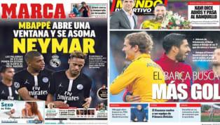 El diario As analiza en su portada los números de Zinedine Zidane en su segunda etapa como entrenador merengue . Y es que desde que llegó el francés, el...